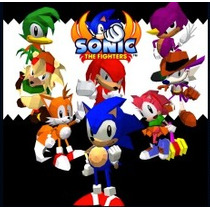 Sonic The Fighters Jogos Ps3 Codigo Psn