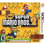 New Super Mario Bros 2 Nintendo 2ds 3ds 3dsxl Lacrado