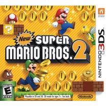New Super Mario Bros 2 Nintendo 2ds 3ds 3dsxl Lacrado