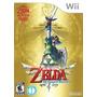 Legend Of Zelda Skyward Sword - Cd Duplo - 100% Original