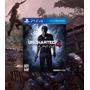 Uncharted 4 A Thiefs End Código Psn Ps4 Lançamento 31/03