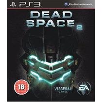 Ps3 - Dead Space 2 - Midia Fisica - Semi Novo