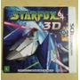Star Fox 64 3d - Nintendo 3ds - Novo Lacrado C/luva Único!!!