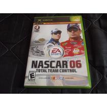 Nascar 06 Total Team Control Completo Para Xbox