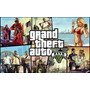 Gta 5 Pc- Original ( Vendo Minha Conta Steam Com Gta 5 )