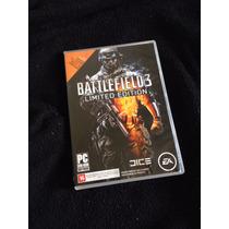Battlefield 3/ Edição Limitada/ Pc/ Expansão Back To Karkand