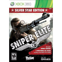 Sniper Elite V2 - Silver Star Edition Xbox 360 Original