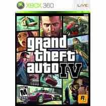 Gta Iv 4 Em Midia Digital Xbox360