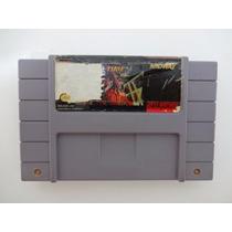 Nba Hang Time - Jogo De Super Nintendo Original
