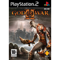 Patch God Of War 2 Legendado Português Ps2 Frete Gratis