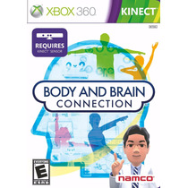 Jogo Body And Brain Connection Para Kinect Xbox 360 A6389