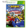Game - Sonic E Sega All-stars Racing C/banjo Kazooi Xbox 360