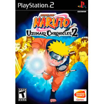 Patch Naruto Uzumaki Chronicles 2 Ps2 Frete Gratis