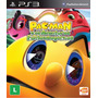 Pac-man E As Aventuras Fantasmagóricas - Jogo Infantil Ps3
