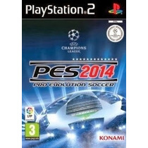 Pro Evolution Soccer 2014 Pes Ps2 Patch + 2 De Brinde