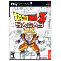 Dragon Ball Z Sagas. ! Jogos Ps2