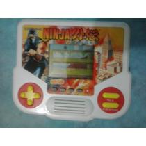 Mini Game Ninja Gaiden Tec Toy