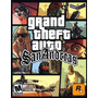 Gta Iii + San Andreas + Vice City+ Vice City Stories 4 Jogos