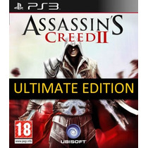 Assassins Creed 2 Ii Ultimate Edition Ps3 Psn Midia Digital