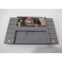 Nba Jam Te - Jogo De Super Nintendo Original
