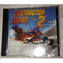 Jogo Pc Destruction Derby 2 - Carros Game Corrida Play Need