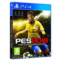 Pes 2016 Br Futebol Português Ps4 Blu-ray Midia Fisica Origi