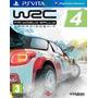 Wrc 4 Fia World Rally Championship Ps Vita Novo Lacrado Port