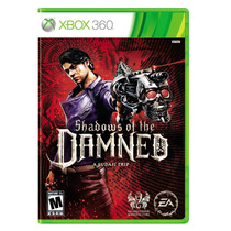 Jogo Shadow Of The Damned Xbox 360 Original Lacrado