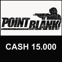 Point Blank - Cartão De 15.000 Cash - Envio Imediato! Ongame