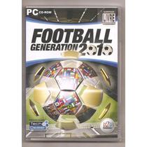 Football Generation 2010 Para Pc - Original E Lacrado