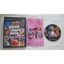 Gta Vice City Playstation 2 Original Americano Ntsc