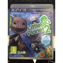 Jogo Little Big Planet 2 Playstation 3 Novo, Lacrado