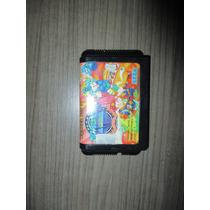 Wonder Boy 3 Original Japonesa + Encarte ( Mega Drive )