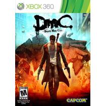 Devil May Cry Dmc - Xbox 360 - Sem Manual - Madgames