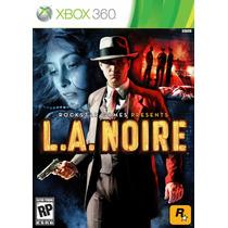 L. A. Noire | Xbox 360 | Original | Platinum Hits