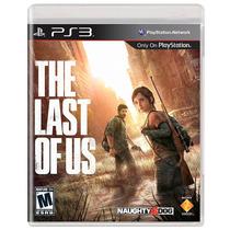 The Last Of Us Portugues-br - Jogo Ps3 (em Mídia Física)
