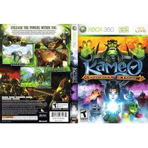 Kameo Elements Of Power Xbox 360 Original Frete R$7,00