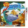 Jogo Do 3ds Phineas And Ferb: Quest For Cool Stuff Lacrado