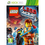 Lego The Movie Videogame Jogo Xbox 360 Original Lacrado