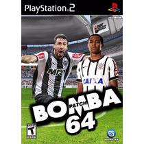 Bomba Patch 64 Brasileirão2015 Série A-b (gameplay2)