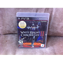 Jogo / Game Ps3 - White Chronicles Ii (2)