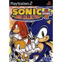 Sonic Mega Collection Plus Ps2 Patch - Frete Grátis