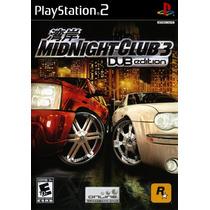 Patch Midnight Club 3 Dub Edition Ps2 Frete Gratis