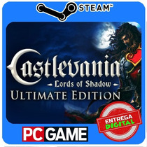 Castlevania: Lords Of Shadow Ultimate Edition Steam Cd-key