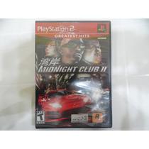 Midnight Club 2 - Ps2 - Lacrado!