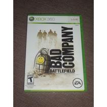 Battlefield Bad Company ( Jogo Original Xbox 360 )