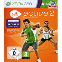 Jogo Xbox 360 - Active 2: Personal Trainer - Usado