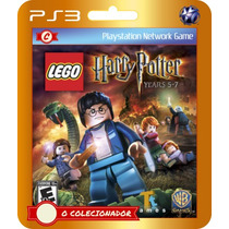 Lego Harry Potter Years 5-7 (código Ps3) - Envio Rápido!