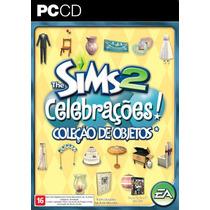 Game The Sims 2 - Celebrações (coleção De Objetos)