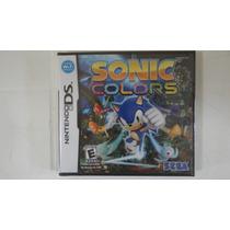 Sonic Colors - Nds - Lacrado!